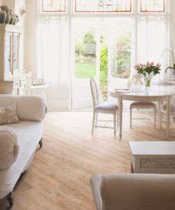 Luvanto Design Bleached Larch Vinyl Flooring