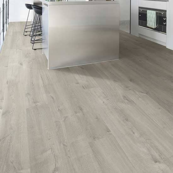 Quick Step Impressive Soft Oak Grey Laminate Flooring
