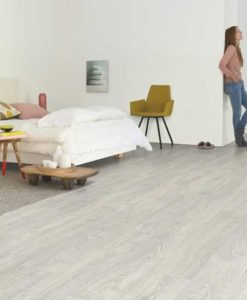 Quick-Step Impressive Ultra Patina Classic Oak Grey Laminate Flooring