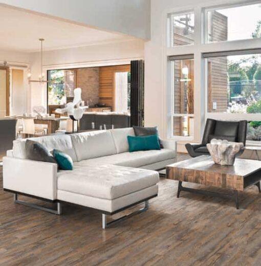 Luvanto Design Sunbleached Spruce Vinyl Flooring