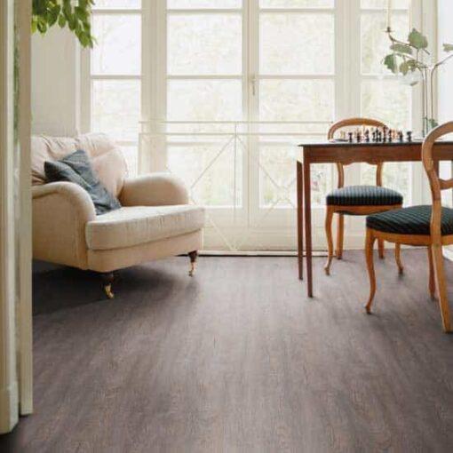 Luvanto Design Vintage Grey Oak Vinyl Flooring