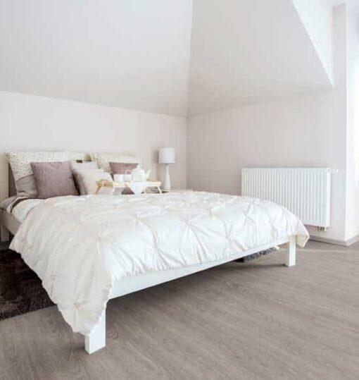 Luvanto Design Washed Grey Oak Vinyl Flooring
