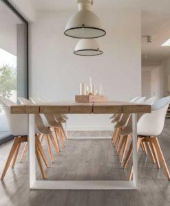 Luvanto Design Winter Oak Vinyl Flooring