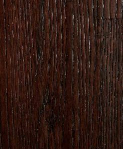 Atkinson & Kirby Solid Dark Stained Finger Jointed Oak Flooring 18mm Thick Lacquered 900201