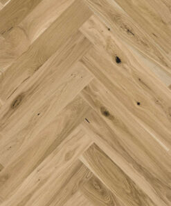 Holt Bradley Click Herringbone Engineered Oak Flooring Brushed & Oiled
