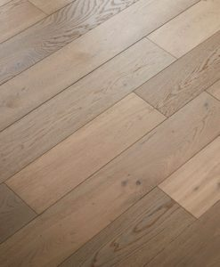 600100 Caledonian Rustic Engineered Ness Smoked Oak 190mm Brushed & UV Oiled