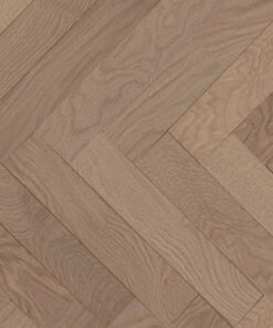 900300 Atkinson & Kirby Hampstead Engineered Herringbone Oak Flooring 70mm Wide