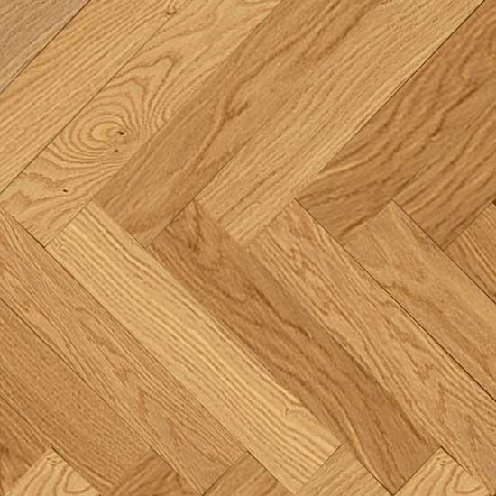 Atkinson Kirby Kensington Engineered Herringbone Oak Flooring 70mm