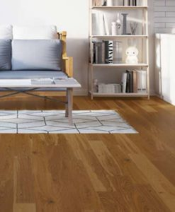 180mm Antique Engineered Oak Flooring Matt Lacquered