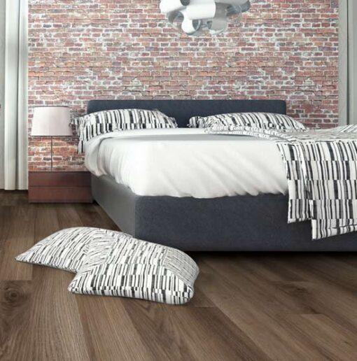 Swiss Krono Brushed Westminster Oak Wide Laminate Flooring