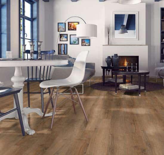 Order Free Samples Of Free Samples Cavero By Swiss Krono: Swiss Krono Classic Brushed Fumed Oak Laminate Flooring