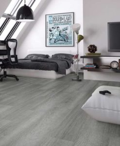 Swiss Krono Brushed Wembley Oak Wide Laminate Flooring