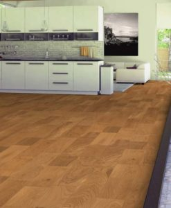 Maxiply 14mm Classic Lacquered Engineered Oak Flooring 125mm Wide 4400