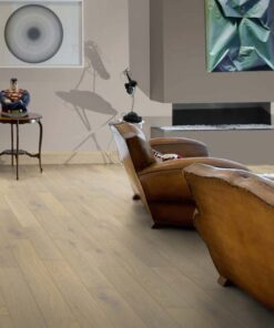 Maxiply 14mm Premium Whitewashed Brushed & Oiled Engineered Oak Flooring 150mm Wide 4406