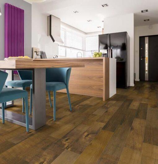 Maxiply 14mm Premium Cross cut Engineered Oak Flooring 150mm Wide 4407