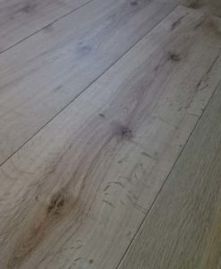 Maxiply Rustic Brushed & Oiled Engineered Oak Flooring 14mm x 190mm 4419