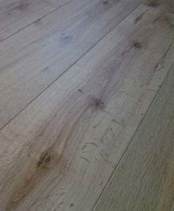 Maxiply Rustic Brushed & Oiled Engineered Oak Flooring 14mm x 190mm 4419
