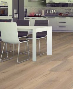 Maxiply Rustic Brushed & White Oiled Engineered Oak Flooring 190mm 4420