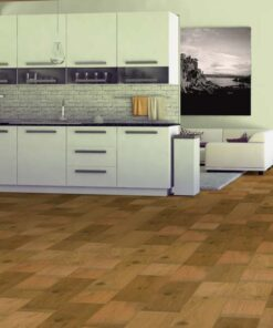 Maxiply 14mm Classic Lacquered Engineered Oak Flooring 150mm Wide 4404