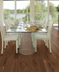 Maxiply American Black Walnut Engineered Flooring 150mm UV Lacquered