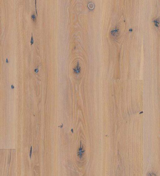 Boen Chaletino Oak Vintage White Deep Brushed Live Natural Oil 300mm