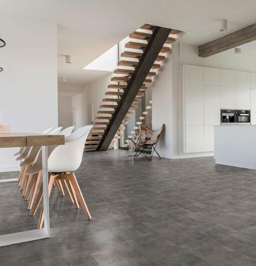 Luvanto Urban Grey Click Vinyl Flooring