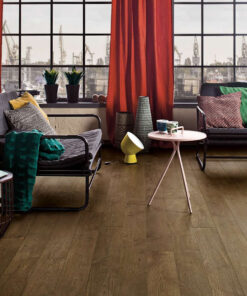 Holt Dorney T&G Oak Flooring Matt Lacquered