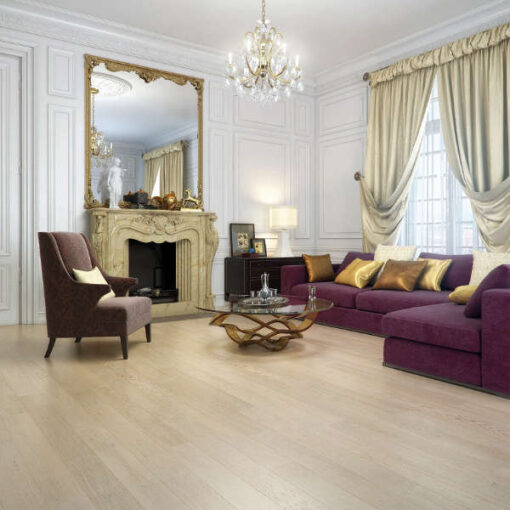 Holt Easton T&G Oak Flooring Matt Lacquered