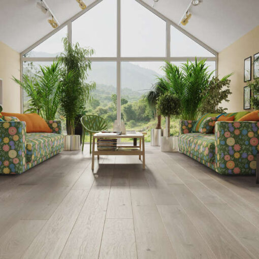 Holt Kielder T&G Oak Flooring Matt Lacquered