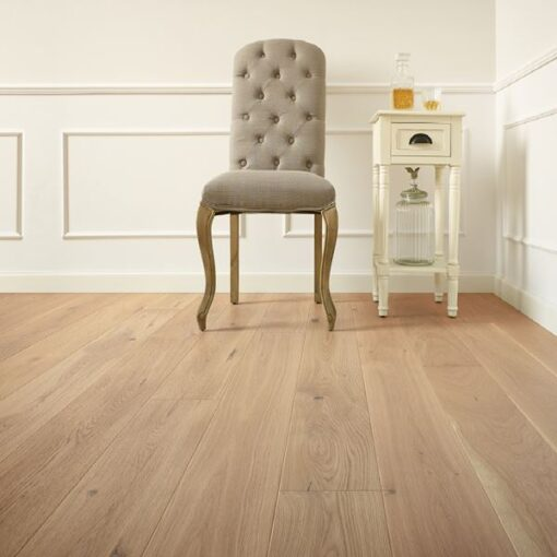 Holt Olton T&G Oak Flooring Matt Lacquered 207mm Wide