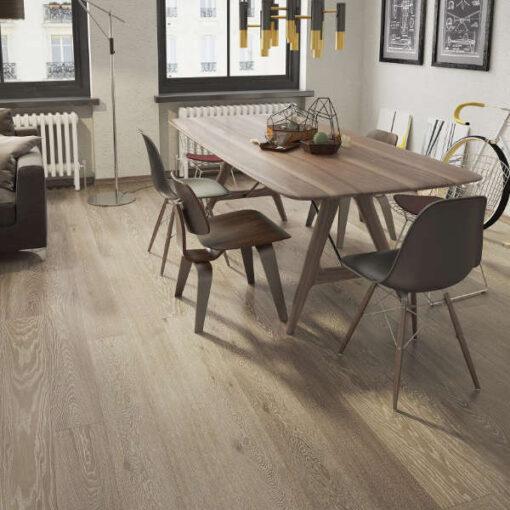 Holt Pennington T&G Oak Flooring Matt Lacquered 207mm Wide