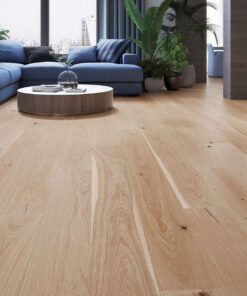 Holt Stowe T&G Oak Flooring Matt Lacquered 207mm Wide