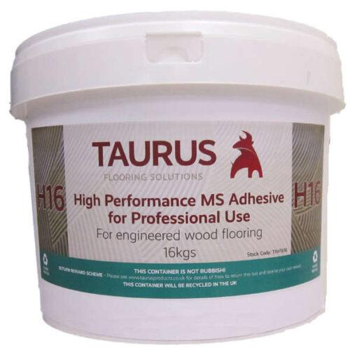 Taurus H16 Wood Flooring Adhesive 16kg