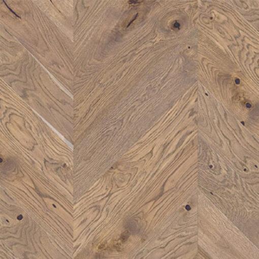 Holt Medway Engineered Oak Chevron Flooring T&G