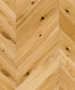 Holt Avon Engineered Oak Chevron Flooring T&G