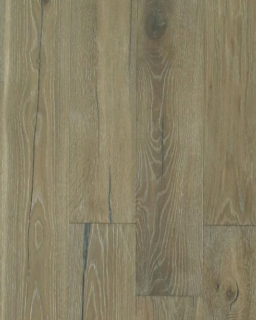14mm Distressed Smokey Mountain Engineered Very Rustic Oak Flooring 190mm Wide