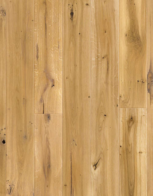 14mm European Oak 5Gc Click Engineered Oak Flooring Brushed & Lacquered 130mm
