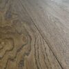 14mm Nutmeg Engineered Oak Flooring Brushed & Lacquered 190mm Wide