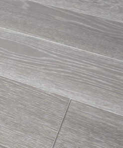 18mm Clay Grey Engineered Oak Flooring Matt Lacquered 125mm Wide