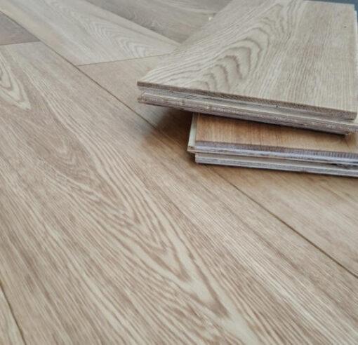 18mm Engineered Oak Flooring UV Oiled 150mm Wide