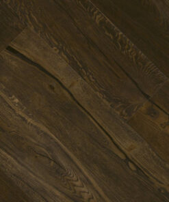 Maxiply 300mm Extra Wide Vintage Engineered Oak Flooring Brushed & Hand Waxed