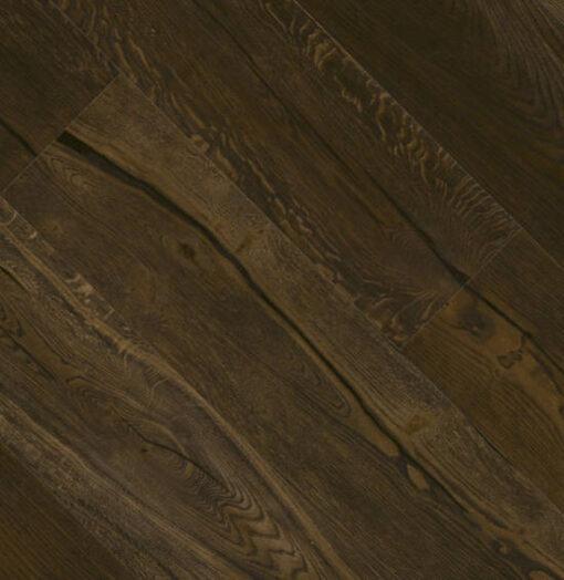 Maxiply 300mm Extra Wide Vintage Engineered Oak Flooring Brushed & Hand Waxed