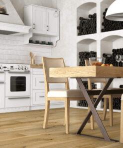 14mm 5G Click Engineered European Oak Flooring Brushed & Oiled 180mm