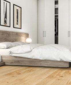 14mm 5G Click Engineered European Oak Flooring Brushed & Oiled 207mm