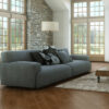14mm 5G Click Engineered European Smokey Oak Flooring Brushed & Lacquered 180mm