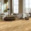 14mm European Oak 5G Click Engineered Oak Flooring Lacquered 155mm